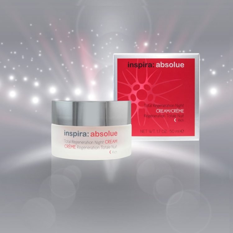 Anti ageing anti pollution night cream for dry skin