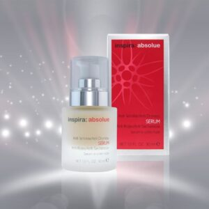 Non greasy anti ageing serum in oil with lifting peptides