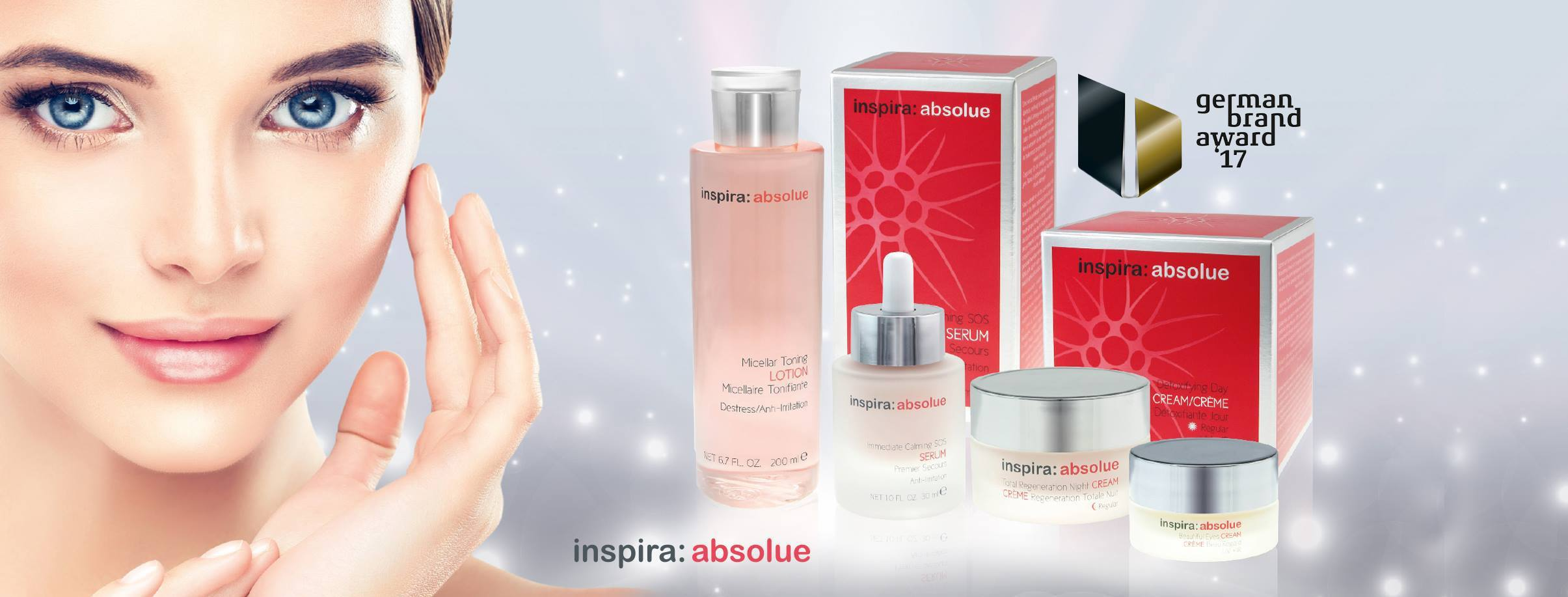 Inspira absolue treat and prevent skin burnout