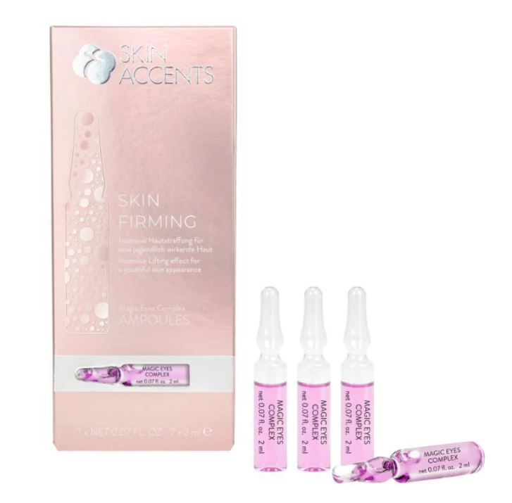 Anti Ageing Eye Contour Ampoules