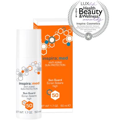 Anti Ageing Sunscreen spf50